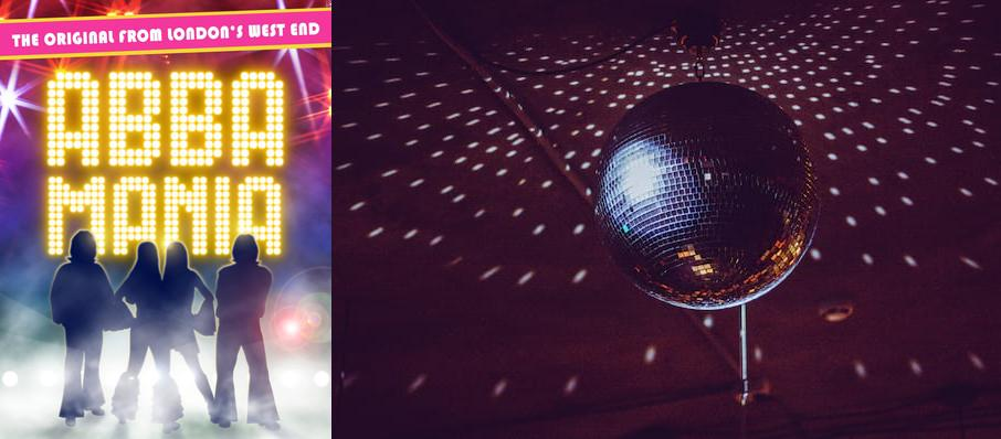 ABBA Mania at Manchester Palace Theatre