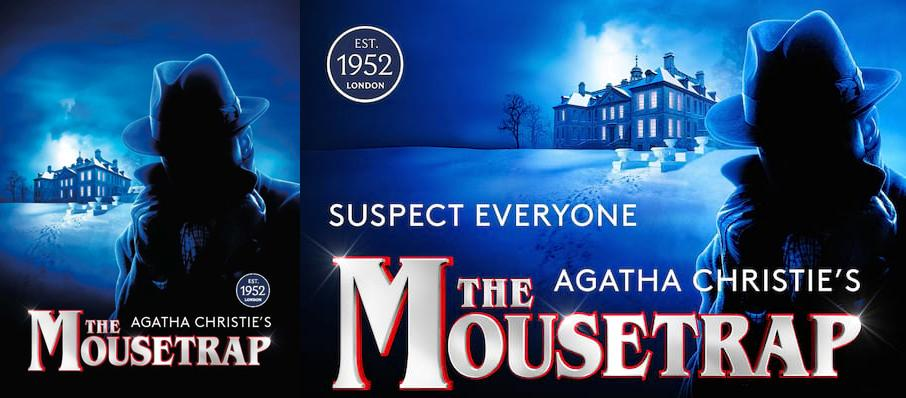 The Mousetrap at Manchester Opera House