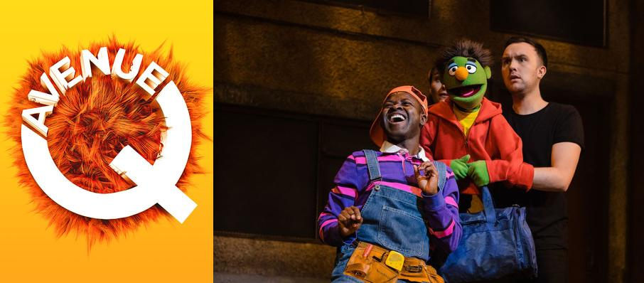 Avenue Q at Manchester Palace Theatre