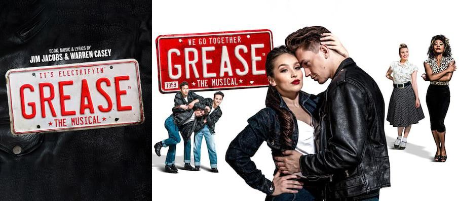 Grease at Manchester Palace Theatre