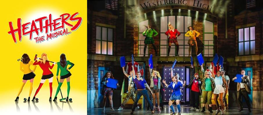 Heathers at Manchester Palace Theatre