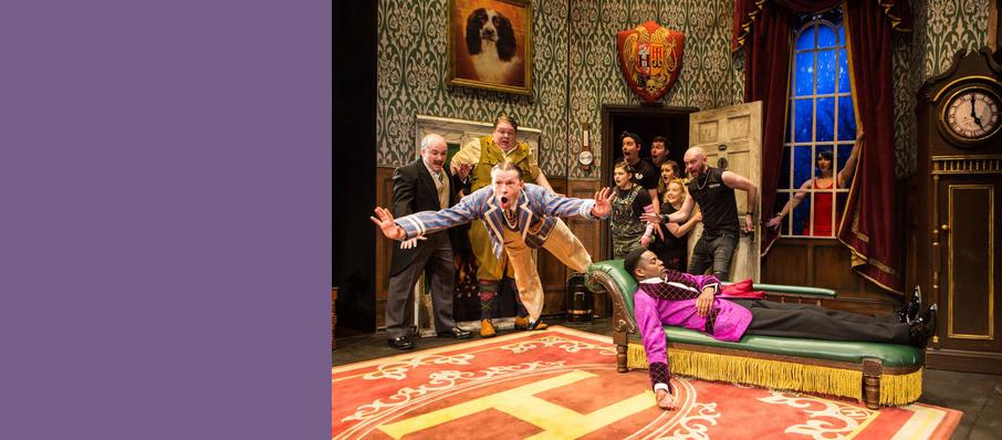 The Play That Goes Wrong, Duchess Theatre, Manchester