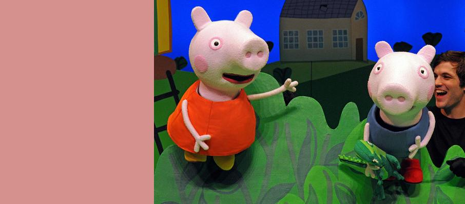 Peppa Pig, Duke of Yorks Theatre, Manchester