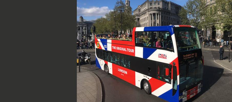 Original London Sightseeing Tour, The Original London Visitor Centre, Manchester