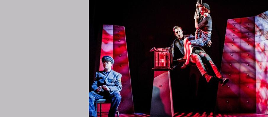 The Comedy About A Bank Robbery, Criterion Theatre, Manchester