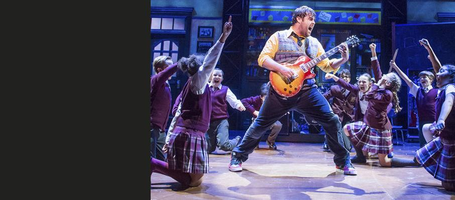 School of Rock, Gillian Lynne Theatre, Manchester