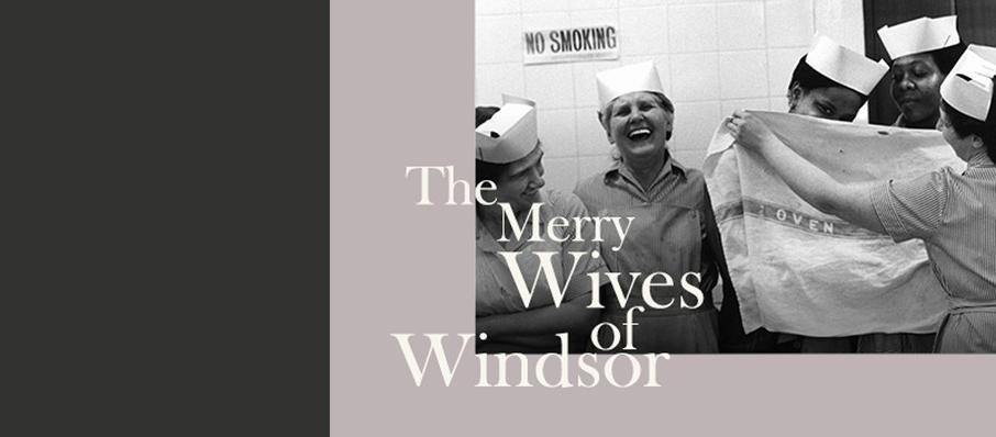 The Merry Wives of Windsor, Shakespeares Globe Theatre, Manchester