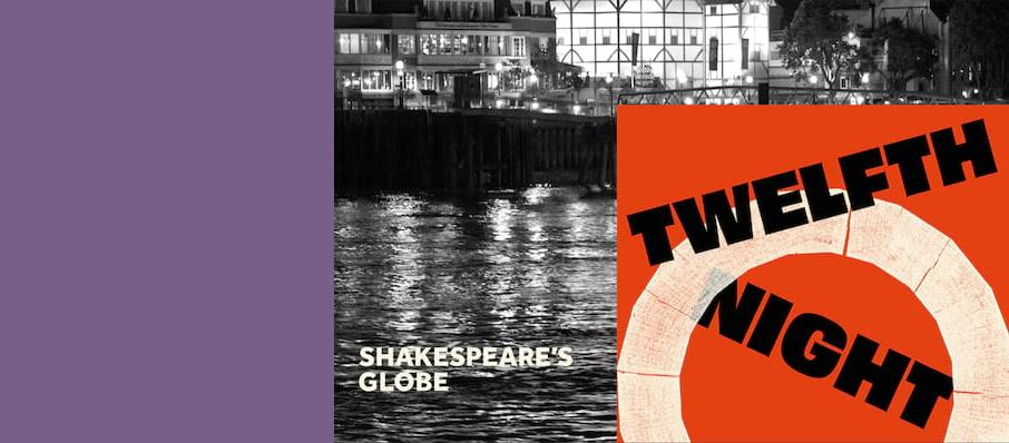 Twelfth Night, Shakespeares Globe Theatre, Manchester