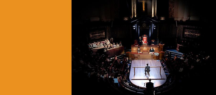 Witness for the Prosecution, London County Hall, Manchester