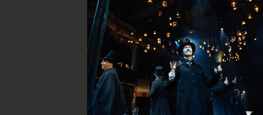 A Christmas Carol, Old Vic Theatre, Manchester