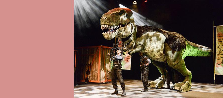 Dinosaur World, Troubadour Wembley, Manchester
