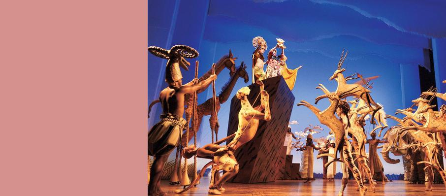 Lion King, Lyceum Theatre, Manchester