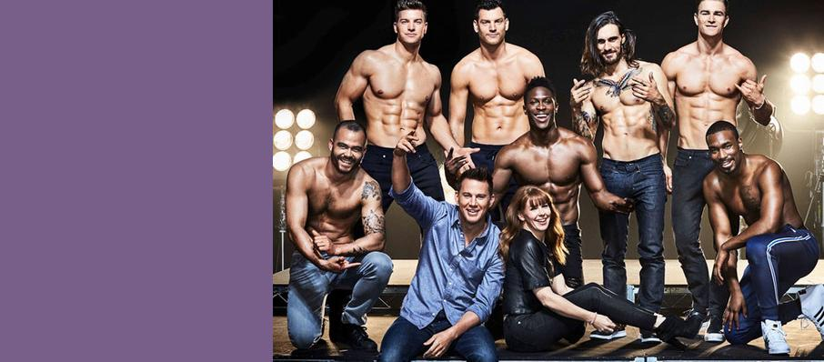 Magic Mike Live, London Hippodrome, Manchester