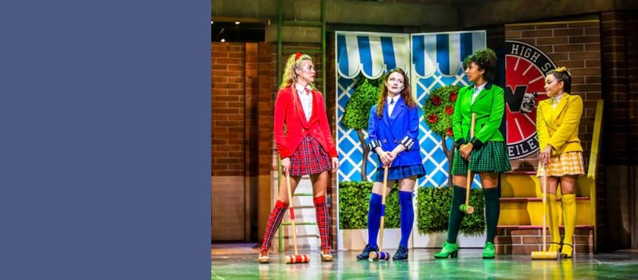 Heathers The Musical, Theatre Royal Haymarket, Manchester