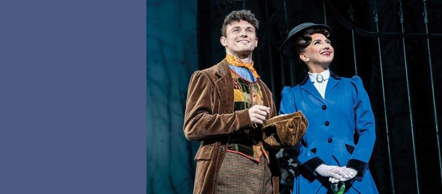 Mary Poppins, Prince Edward Theatre, Manchester