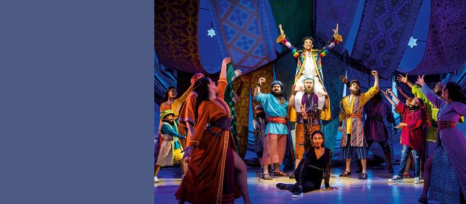 Joseph And The Amazing Technicolour Dreamcoat, London Palladium, Manchester