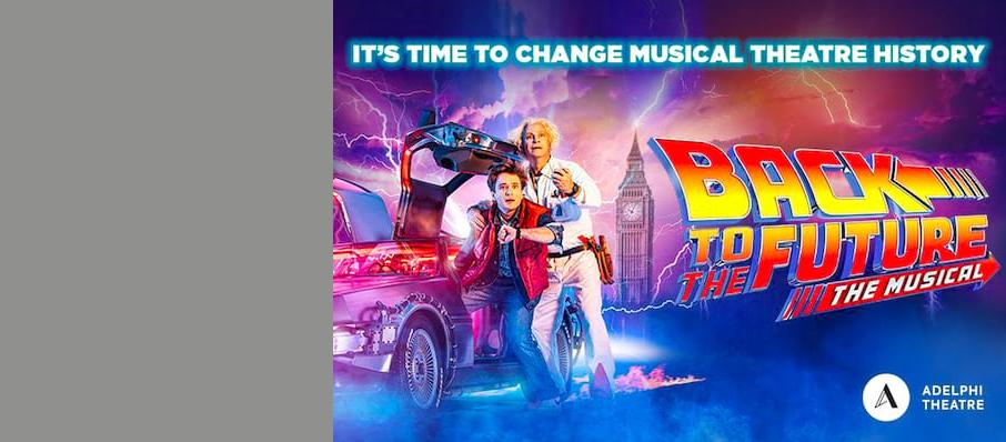 Back To The Future The Musical, Venue To Be Confirmed, Manchester