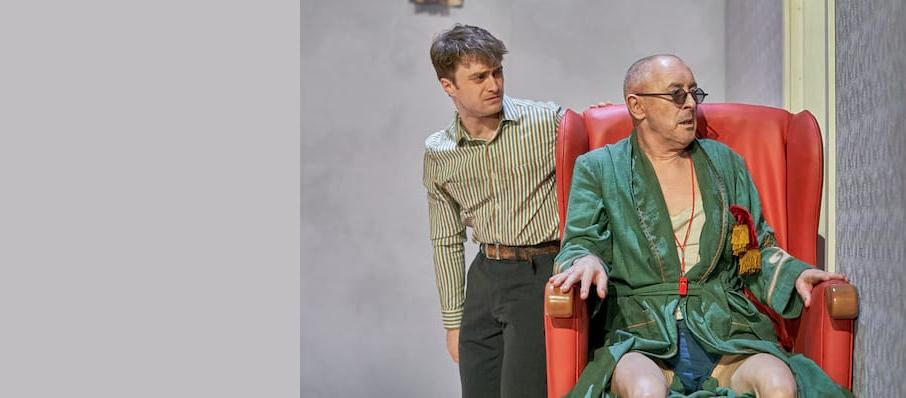 Endgame, Old Vic Theatre, Manchester