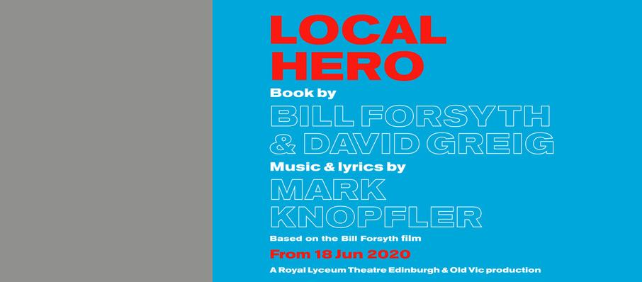 Local Hero, Old Vic Theatre, Manchester