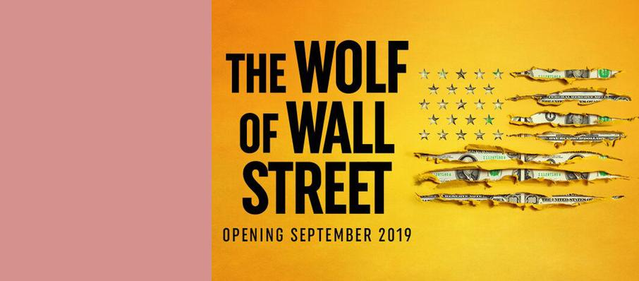 The Wolf of Wall Street, The Immersive Wolf of Wall Street, Manchester