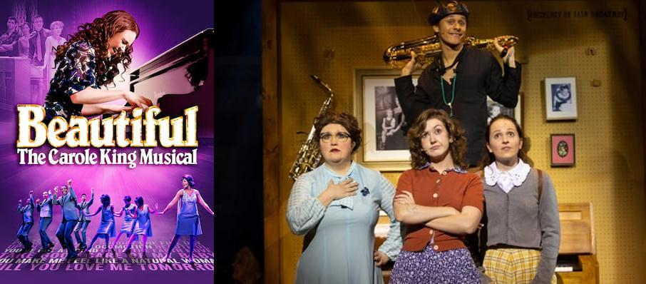 Beautiful The Carole King Musical, New Wimbledon Theatre, Manchester