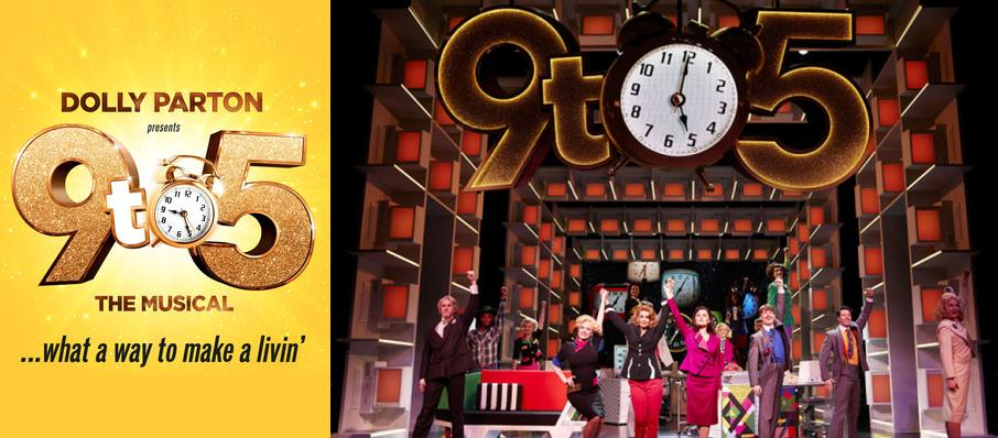 9 to 5 The Musical, New Wimbledon Theatre, Manchester