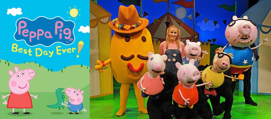 Peppa Pigs Best Day Ever, New Wimbledon Theatre, Manchester