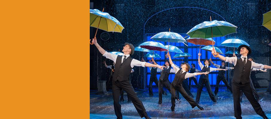 Singin In The Rain, Sadlers Wells Theatre, Manchester