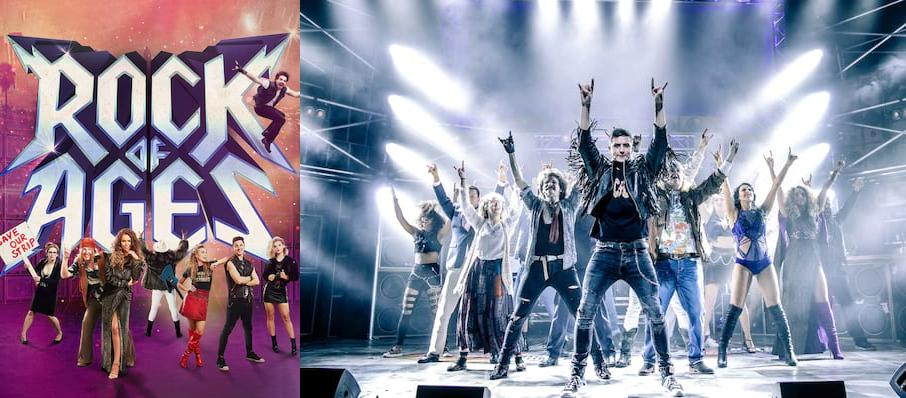 Rock of Ages, New Wimbledon Theatre, Manchester