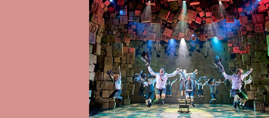 Matilda The Musical, Cambridge Theatre, Manchester