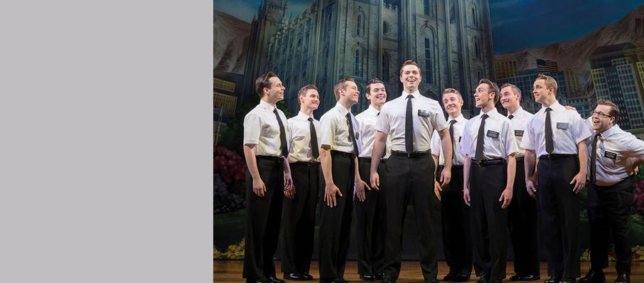 Book of Mormon, Prince of Wales Theatre, Manchester